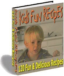 kids fun recipes bonus